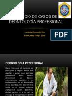 ESTUDIO DE CASOS DE DEONTOLOGÍA PROFESIONAL.pptx
