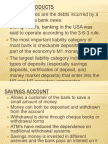 marketing of financial products