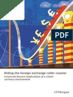 JPMorgan Corporate Finance Advisory RiskierCurrencyEnvironment