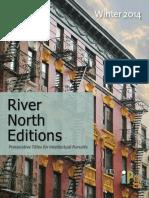 Winter 2014 Q4 River North Editions Catalog