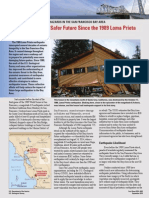Progress toward a safer future after Loma Prieta