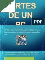 Presentación1 PARTES DE UN PC.pptx
