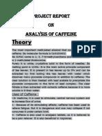 Determination of caffeine.docx