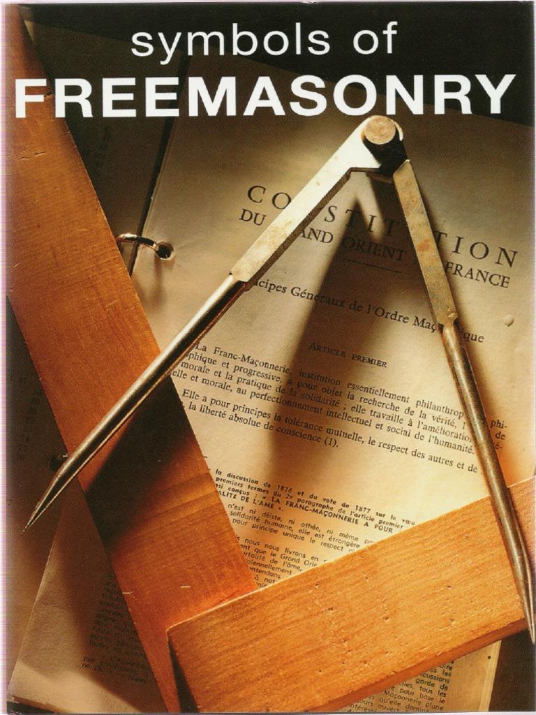 Beresniak Symbols of Freemasonrypdf Freemasonry Masonic Lodge