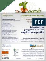 Filiera Verde Suino Convegno Finale 22-10-2014