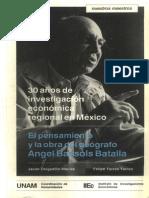 JAVIER DELDADILLO y FELIPE TORRES Treinta Años de Investigacion Socioeconómica en México.pdf