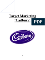 Marketing - Cadbury