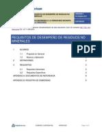 12.e Requisitos Desempeño Residuos No Minerales (esp) (1).pdf