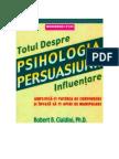 Robert Cialdini Psihologia Persuasiunii v 2 0