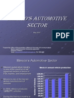 Mexico Automotive Sector.ppt