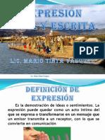 TALLER DE COMUNICACION VII SEMESTRE .ppt