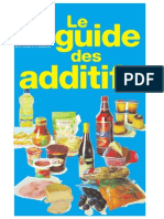 380 Guide Additifs