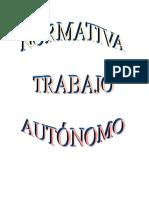NORMATIVA TRABAJO AUTÓNOMO.doc