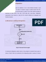 3 Methods of Refrigeration