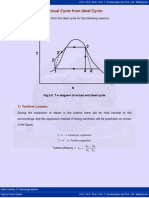 6 Deviation of Actual Cycle From Ideal Cycle