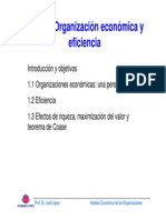 t1 Organizacion Economica y Eficiencia