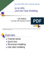 UML 1.3 Tutorial