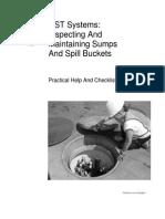Sumps Manual 042805