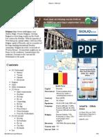 Belgium - Wikitravel