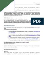 10 - Processo Penal  2o semestre.docx