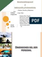 Dimensiones del ser personal - LA INTROSPECCION Y EL AUTOCONOCIMIENTO exposicion.pptx