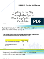 Bike Winnipeg Mini Survey