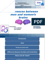 Differences between man and woman Brain.pptx