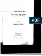 Safavid Persia History and Politics of an Islamic Society