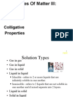 Lecture 7.4 - Colligative Properties