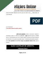 Cautelar de Arresto.doc