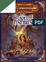 D&D 3 (A) - La Citadelle des Ténèbres.pdf