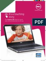 Cnet Dell i15rmt-5099slv Datasheet 01