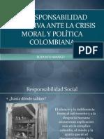La responsabilidad colectiva ante la crisis moral y.ppt