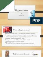 hypertension pp