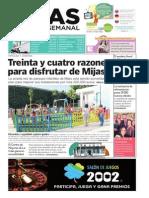 Mijas Semanal nª605 Del 17 al 23 de octubre de 2014