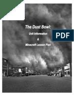 lesson plan dustbowl
