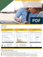 SAP Fiori UX - App Overviews-Aug 2014