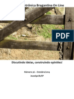 Revista Eletrônica Bragantina On Line - Outubro/2014