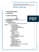 Report and Documentary Guidlines (Abdul Rehman)
