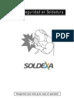 GUIA DE SEGURIDAD EN SOLDADURA  SOLDEXSA.pdf