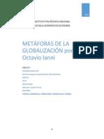 METÁFORAS DE LA GLOBALIZACIÓN por Octavio Ianni.docx