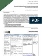 O modelo de auto-avaliação da BE_sessão de apresentação