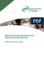 NHS CHC Public Information Leaflet Final