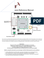 GPS Shield Technical Manual Rev0