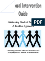 behavior intervention guide-9 13