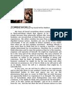 Zombieworlde by David Arthur Walters