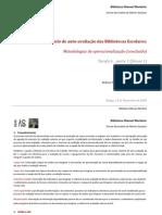 O Modelo de Auto-avaliação da BE e a avaliação externa das escolas (IGE)