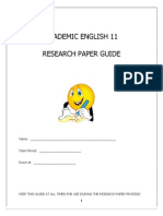 research paper guide 2014