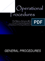 8 Police Operational Procedures