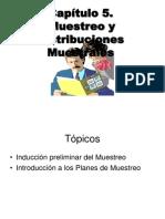 Cap5.  Muestreo y Distribuciones Muestrales.ppt